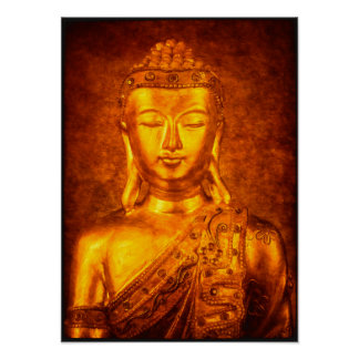 Le Bouddha d'or Posters