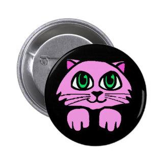 Le bouton de club de minou badges avec agrafe