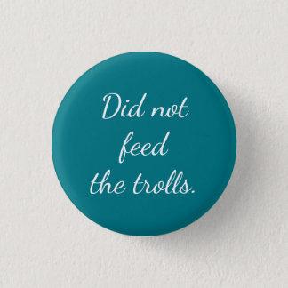 Le bouton de récompense de la vie - n'a pas badges