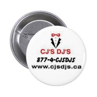 Le bouton du DJ de CJ Badges