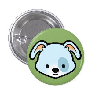 Le bouton du tiret badge rond 2,50 cm