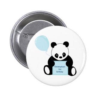 Le bouton personnalisé des enfants de nom et d'âge badges