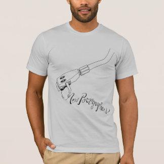 Le bras record de nouveaux pornographes t-shirt