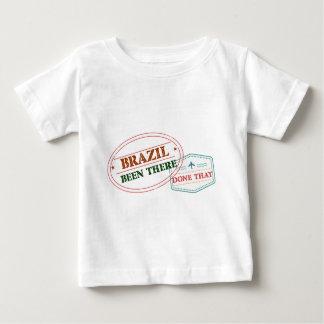 Le Brésil là fait cela T-shirt Pour Bébé