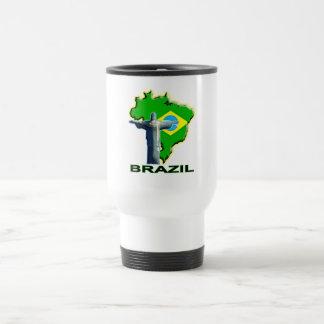 Le Brésil Mug De Voyage