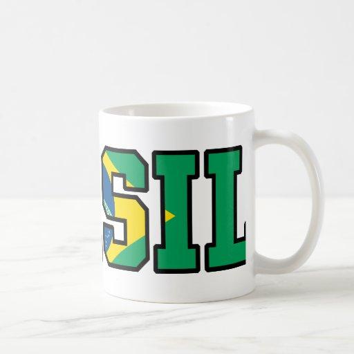 Le Brésil Mugs À Café
