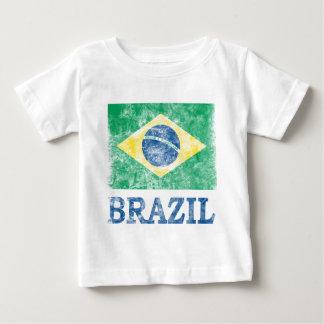Le Brésil vintage T-shirt Pour Bébé