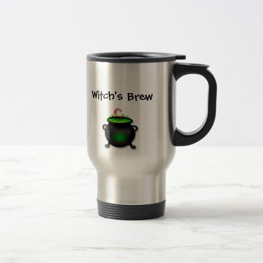 Le Brew de la sorcière/tasse de balai