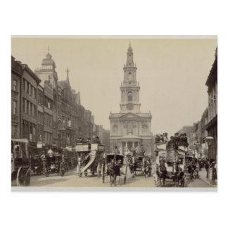Le brin, c.1880 (photo de sépia) cartes postales