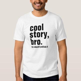 Le bro frais de l'histoire des hommes, vous t-shirts