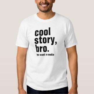 Le bro frais de l'histoire des hommes, vous voulez t-shirts