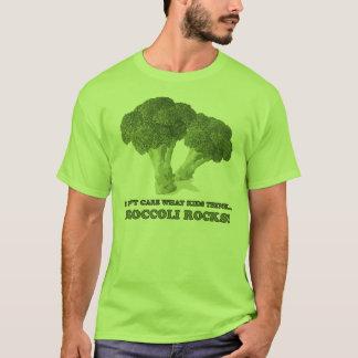 Le brocoli bascule le T-shirt (le vert)
