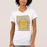 Le bruit de Bouddha pointille le T-shirt