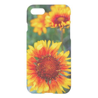 Le brun de fleur couvrante aka a observé susan en coque iPhone 7