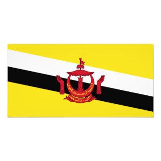 Le Brunei - drapeau de Bruneian Art Photographique