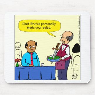 Le Brutus de 904 chefs a fait la bande dessinée de Tapis De Souris