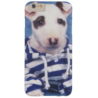 Le bull-terrier est une race de chien dans coque iPhone 6 plus barely there