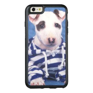 Le bull-terrier est une race de chien dans coque OtterBox iPhone 6 et 6s plus