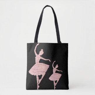 Le cadeau de sac de professeur de danse