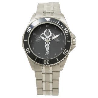 Le caducée montres