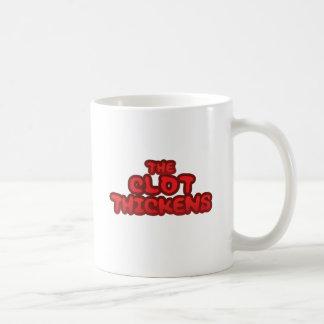 Le caillot s'épaissit mug