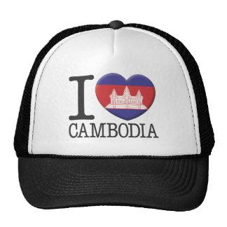 Le Cambodge Casquette De Camionneur