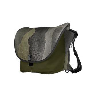 Le camouflage de la nature - sac messenger à écorc besace