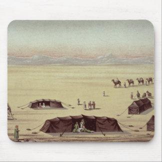 Le camp de désert de monsieur Richard Burton Tapis De Souris