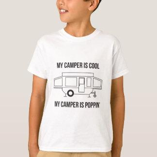 Le campeur est Poppin T-shirt