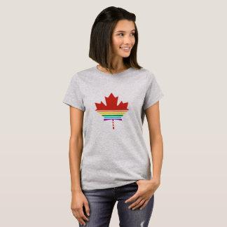 Le Canada 150 des femmes T-shirt