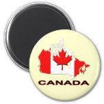 Le Canada Aimant
