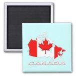 Le Canada Aimant Pour Réfrigérateur