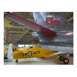 Le Canada, Alberta, Edmonton : Aviation 2 Carte Postale