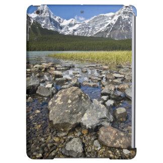 Le Canada, Alberta, montagnes rocheuses, ressortis