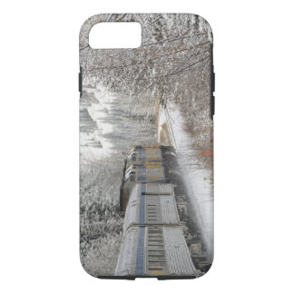 Le Canada, Alberta. PAR L'INTERMÉDIAIRE du train Coque iPhone 7