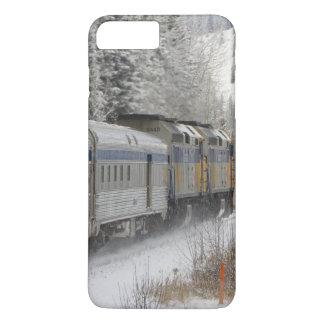 Le Canada, Alberta. PAR L'INTERMÉDIAIRE du train Coque iPhone 7 Plus