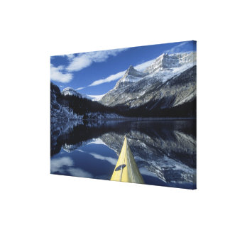 Le Canada, Colombie-Britannique, Banff. Arc de kay Impression Sur Toile