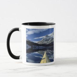 Le Canada, Colombie-Britannique, Banff. Arc de Mug