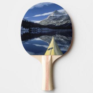 Le Canada, Colombie-Britannique, Banff. Arc de Raquette De Ping Pong