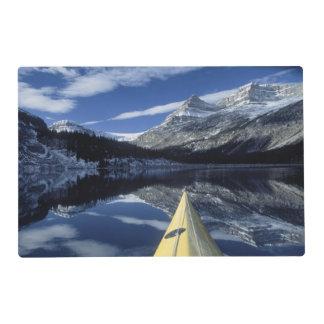 Le Canada, Colombie-Britannique, Banff. Arc de Set De Table Stratifié