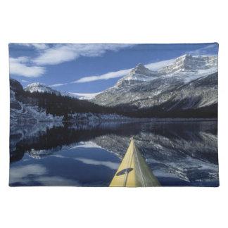 Le Canada, Colombie-Britannique, Banff. Arc de Sets De Table