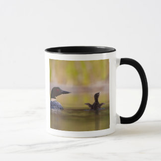 Le Canada, Colombie-Britannique, dingue commun, Mug