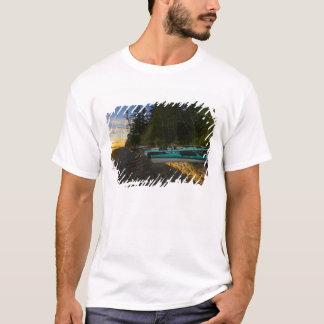 Le Canada, Colombie-Britannique, île de Vancouver, T-shirt