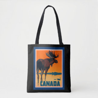 Le Canada Fourre-tout Tote Bag