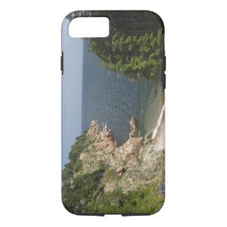 Le Canada, la Nouvelle-Écosse, l'Île du Coque iPhone 7