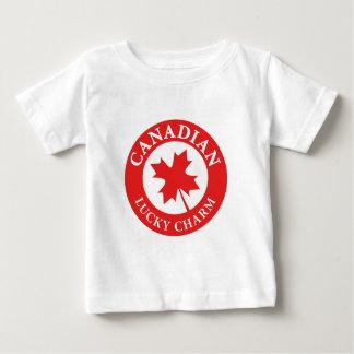 Le Canada Lucky Charm Luck ED. Séries T-shirt Pour Bébé