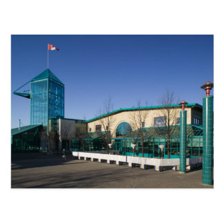 Le CANADA, Manitoba, Winnipeg : Le marché de Carte Postale