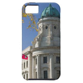 Le CANADA, Manitoba, Winnipeg : Les palais de iPhone 5 Case
