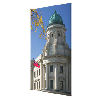 Le CANADA, Manitoba, Winnipeg : Les palais de Toiles
