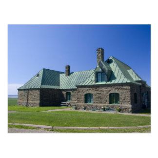 Le Canada, Nouveau Brunswick, Aulac. Fort Carte Postale